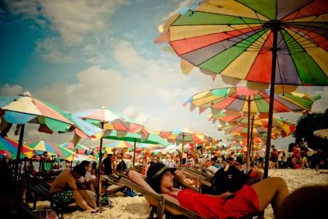 beach phi phi island