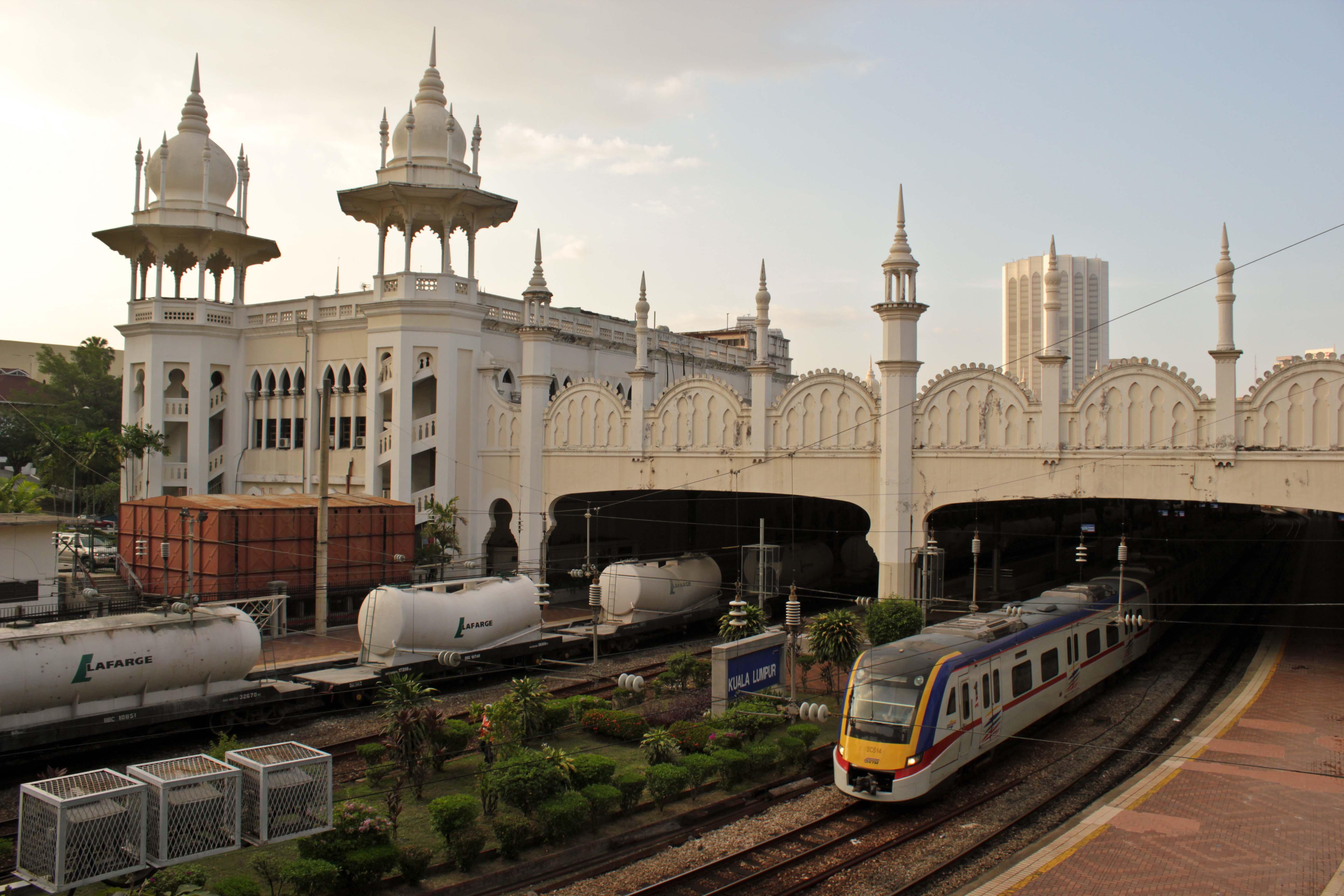 Kuala Lumpur Sentral railway station - Wikipedia