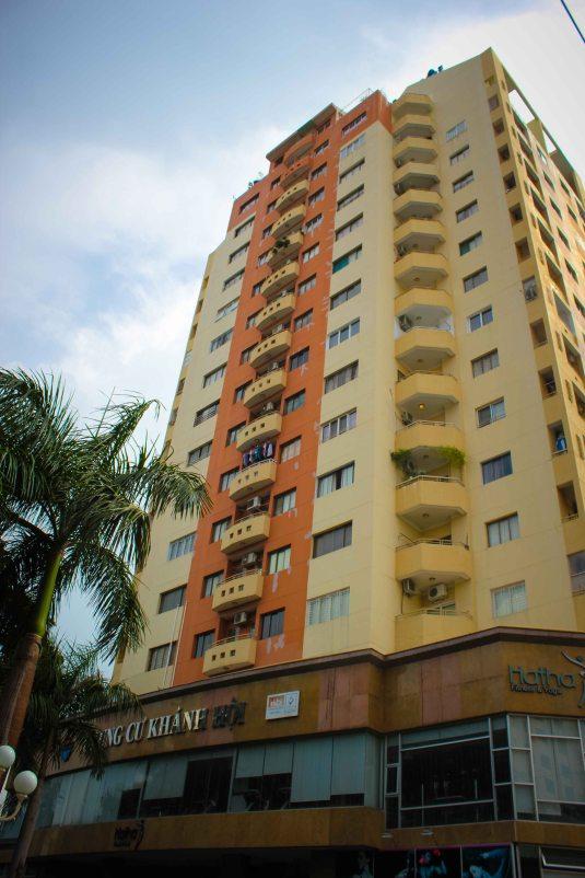 apartment D4 HCMC