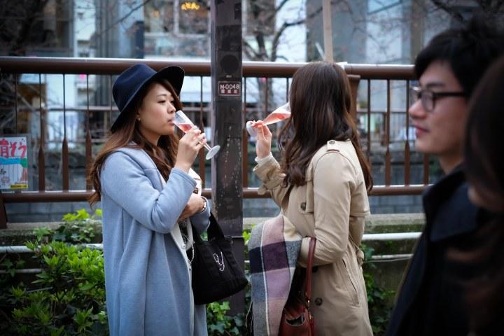 sakura drink
